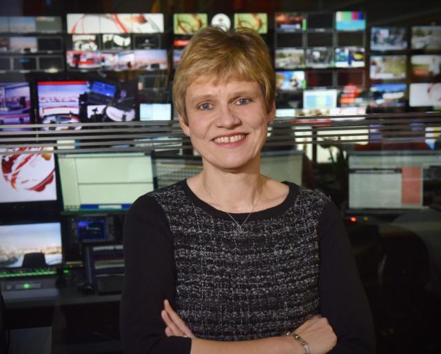 Morwen Williams, Head of UK Operations, BBC News