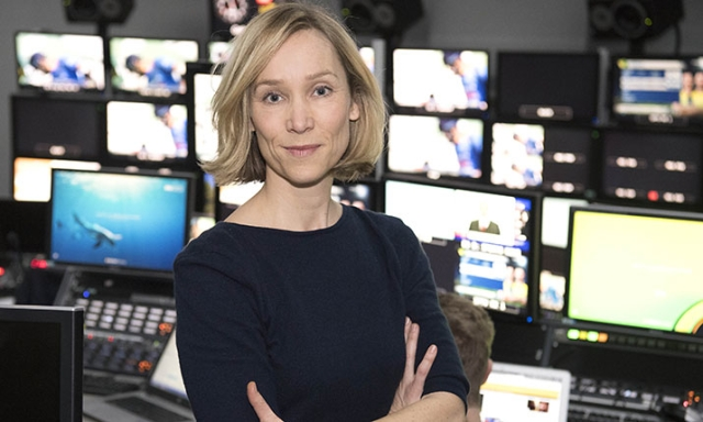 Inga Ruehl, Executive Director, Production Services and Operations, Sky.
