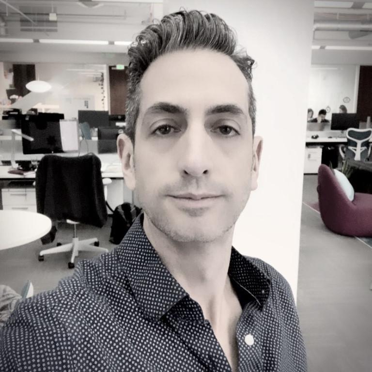 Jonathan Lupo, Head of Digital Experience Design, North America, EPAM.