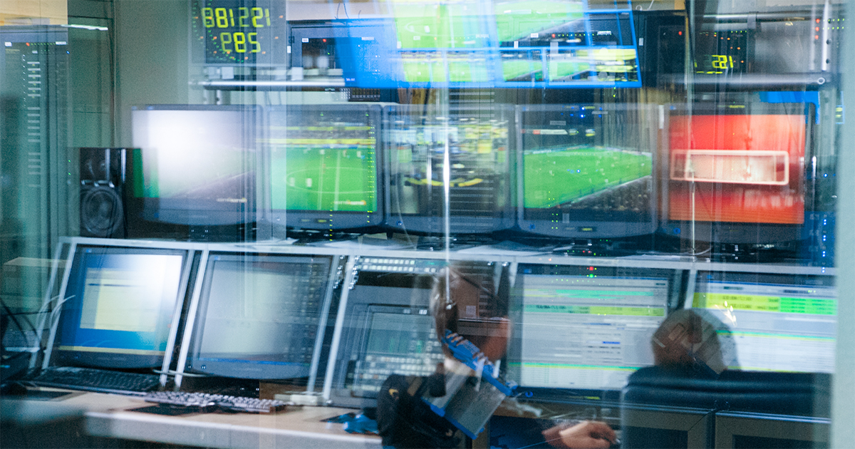 Artificial intelligence, esports, venue management and remote production were all key trends driving the sports industry forward in 2020.