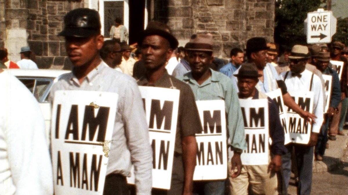 """Sam Pollard's """"MLK/FBI."""" Cr: IFC Films"""