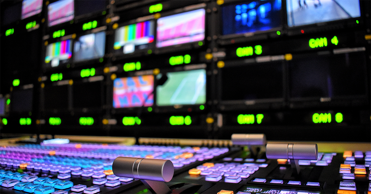 newsroom, news operations, remote production