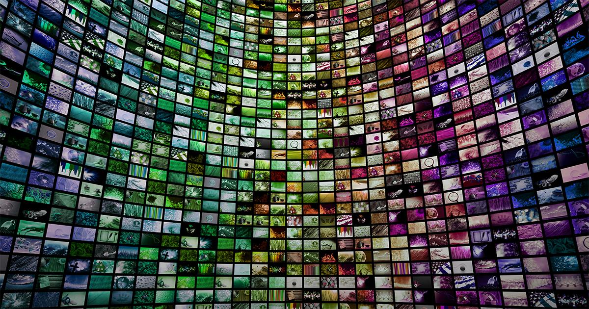 video landscape