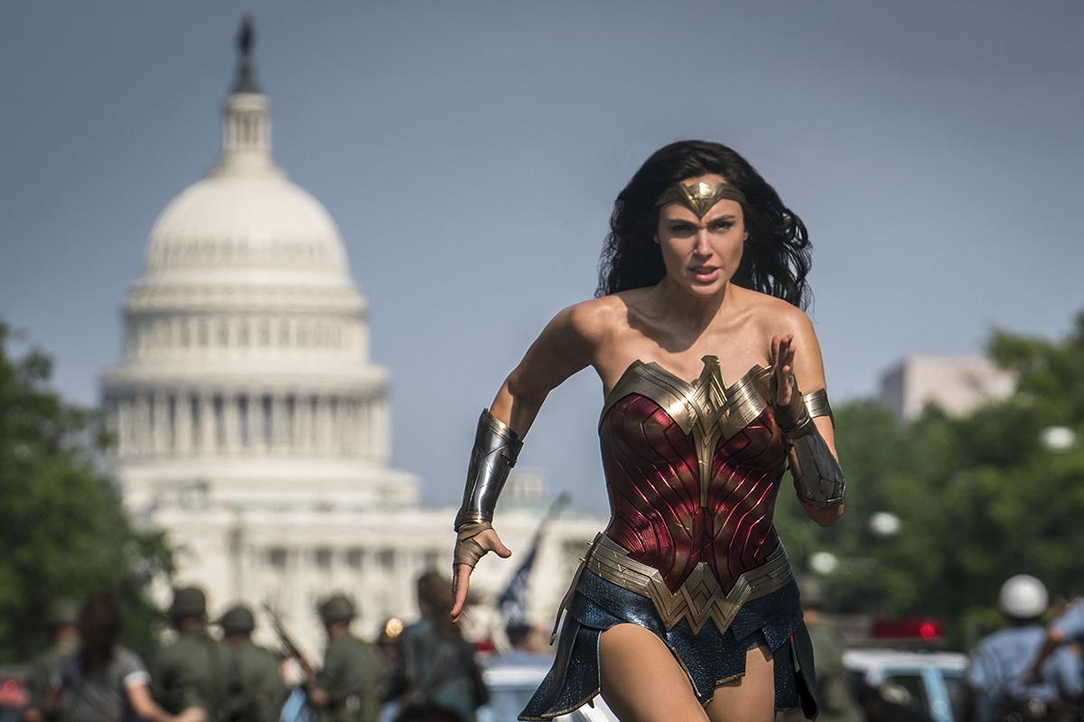 Gal Gadot as Wonder Woman in Warner Bros. Pictures'  Wonder Woman 1984,  a Warner Bros. Pictures release