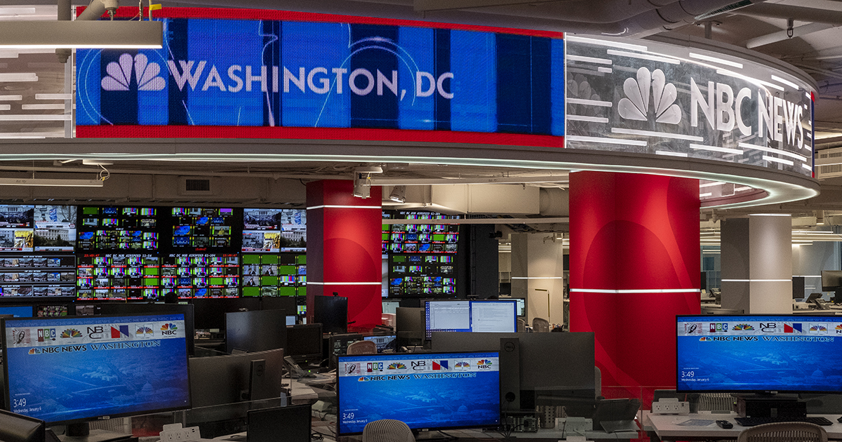 NBC DC Studios