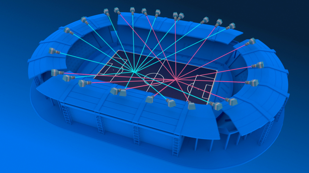 Intel stadium