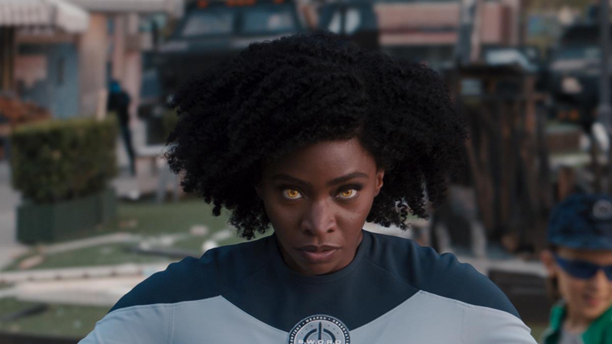 "Teyonah Parris as Monica Rambeau in ""WandaVision."" Cr: Marvel Studios"