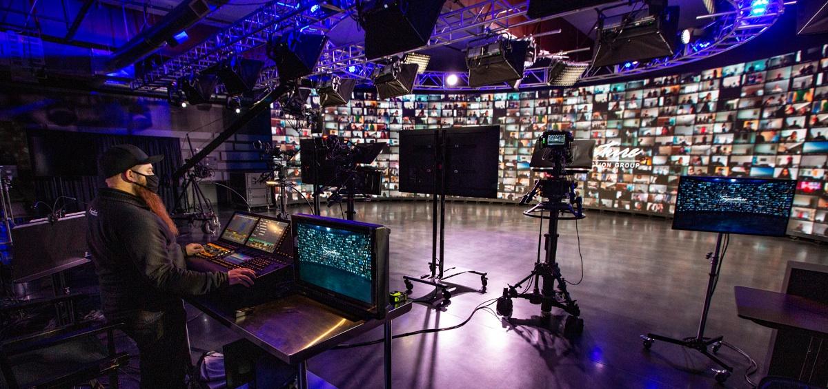 Signature Production Group remote studio