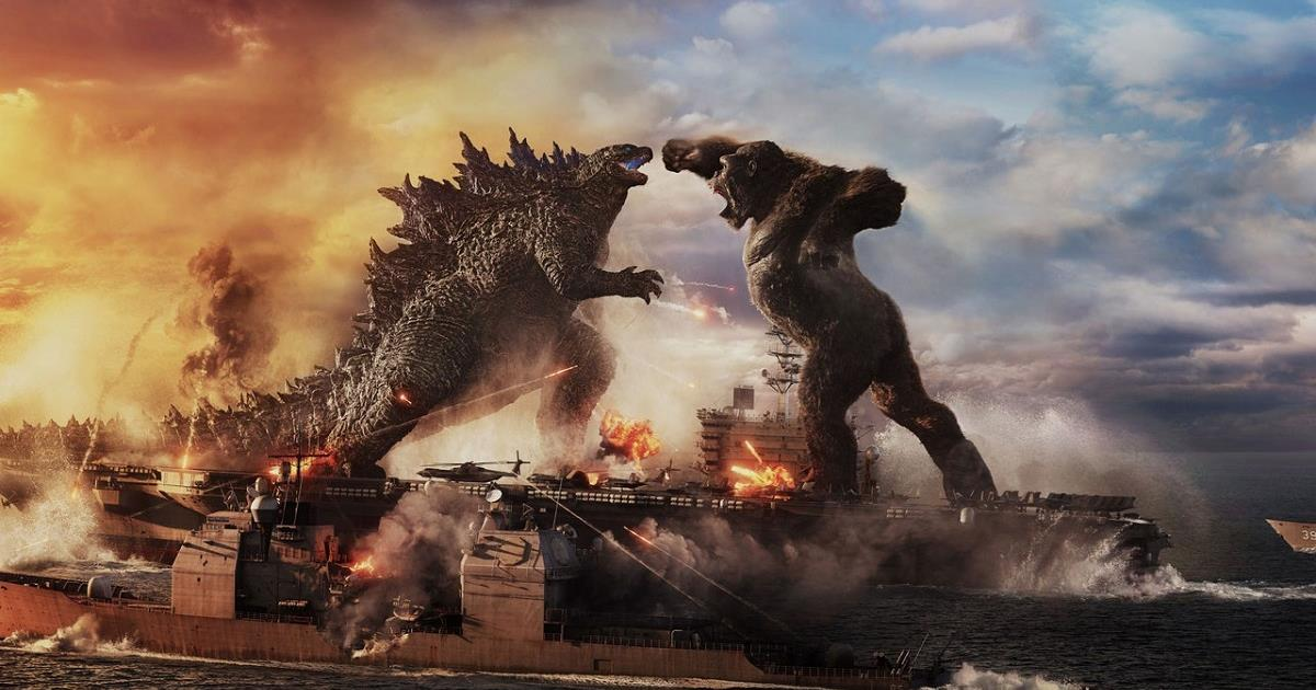 """Simultaneously released on HBO Max, Warner Bros. and Legendary Pictures' """"Godzilla vs. Kong"""" points the way forward for theatrical releases, grossing more than $350 million globally and $69.5 million domestically in its first two weekends since its release on March 31."""