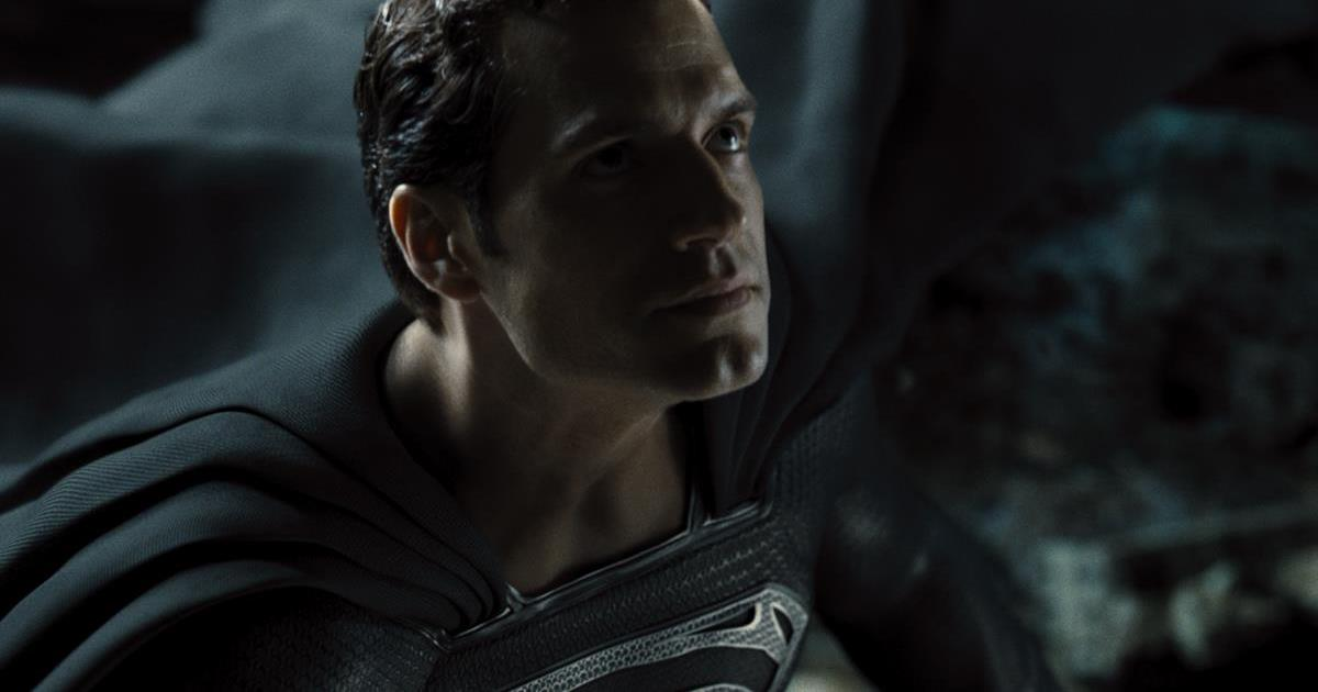 Henry Cavill as Superman/Clark Kent in ZACK SNYDER'S JUSTICE LEAGUE. Cr: HBO Max