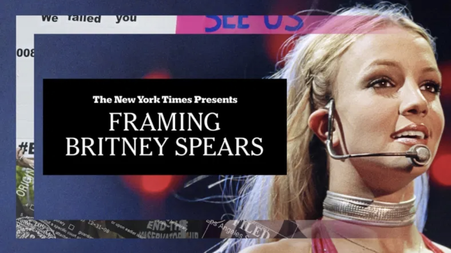 The New York Times Presents: Framing Britney Spears