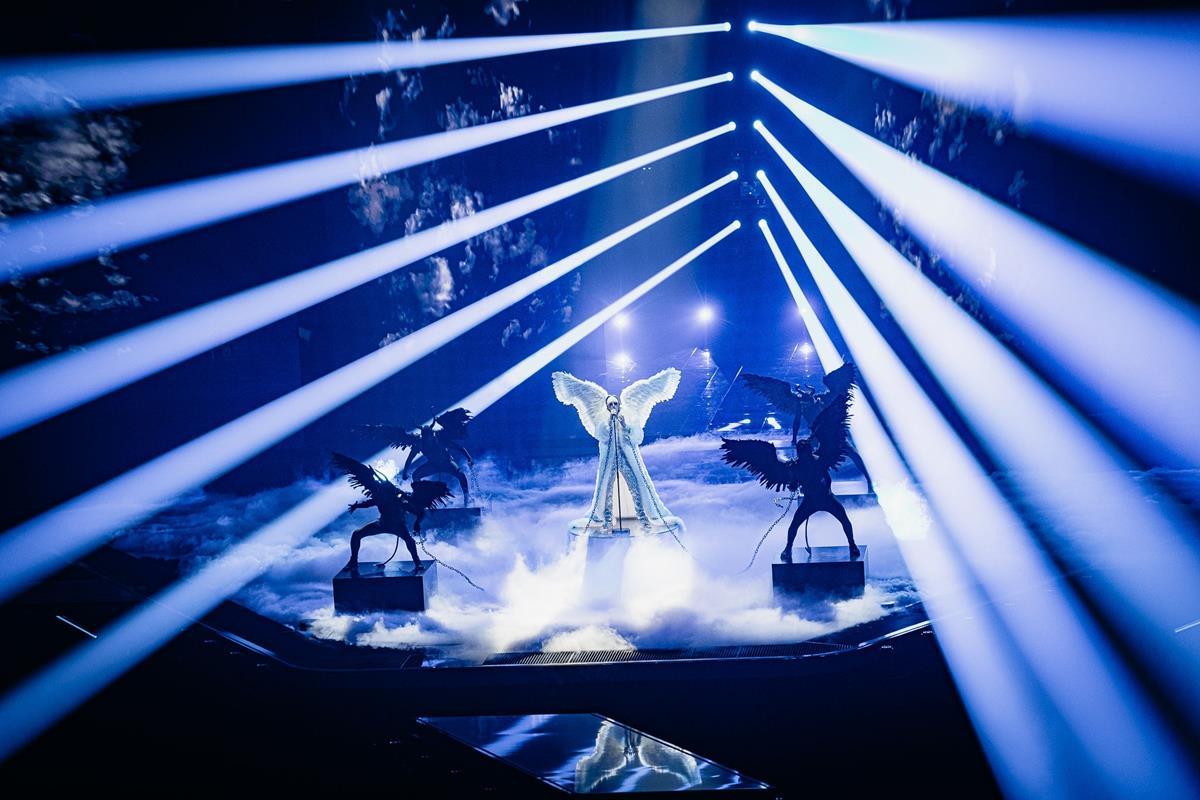 Eurovision Song Contest 2021. Cr: Jordy Brada
