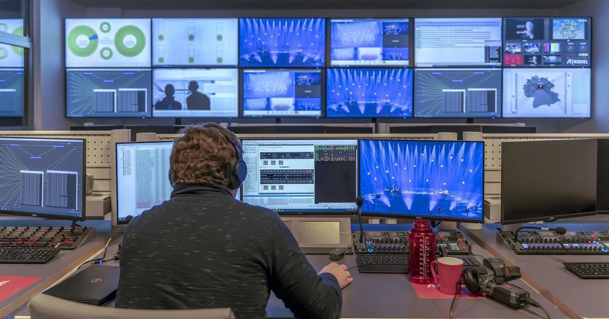 Remote Recording Network, TV Skyline, and Riedel and partners collaborated for a landmark remote virtual live concert event in November, crossing three continents and four countries.