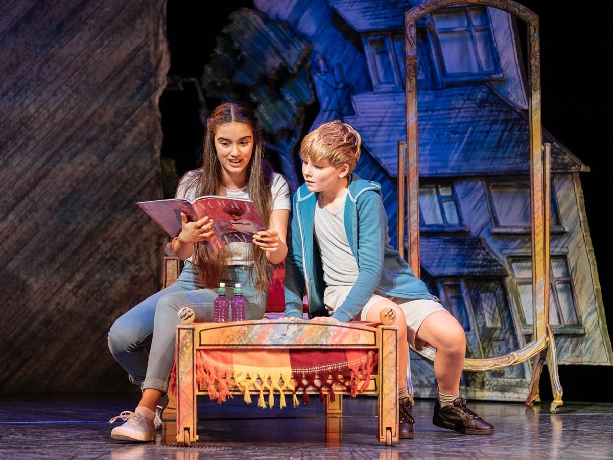 """The Royal Shakespeare Company's """"The Boy in the Dress."""""""