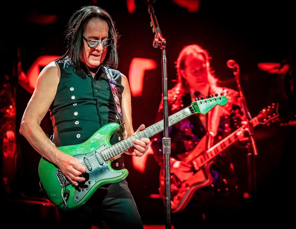 Todd Rundgren has since been inducted into the Rock & Roll Hall of Fame, Class of 2021.