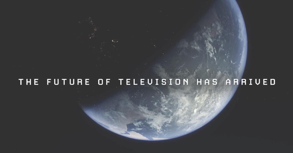 future of television