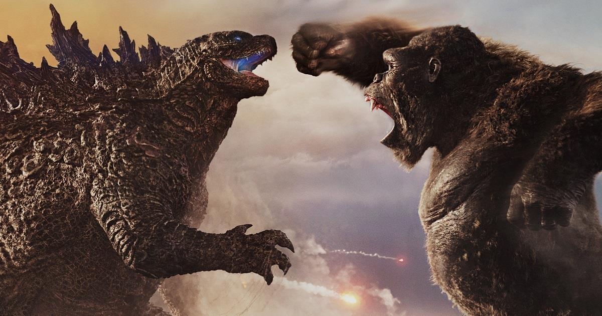 """Godzilla vs. Kong."" Cr:  Warner Bros./Legendary Pictures"