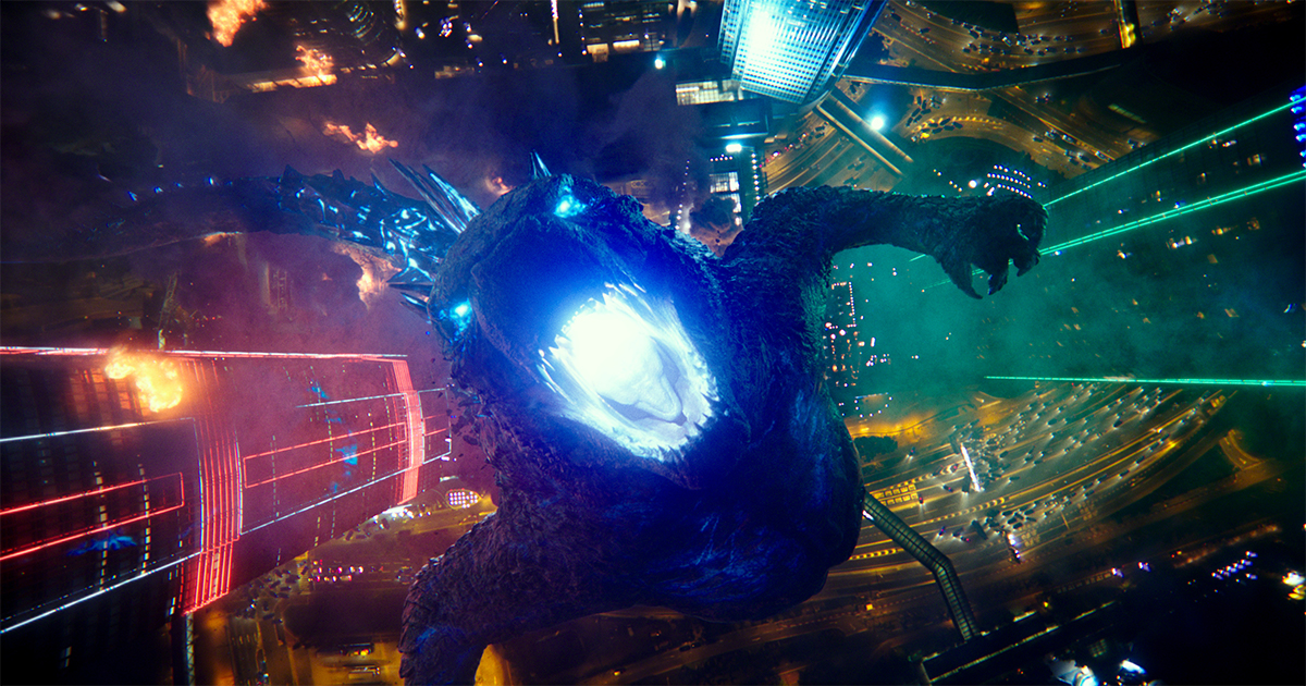 """Warner Bros. Pictures' and Legendary Pictures' action adventure """"Godzilla vs. Kong,"""" a Warner Bros. Pictures and Legendary Pictures release."""