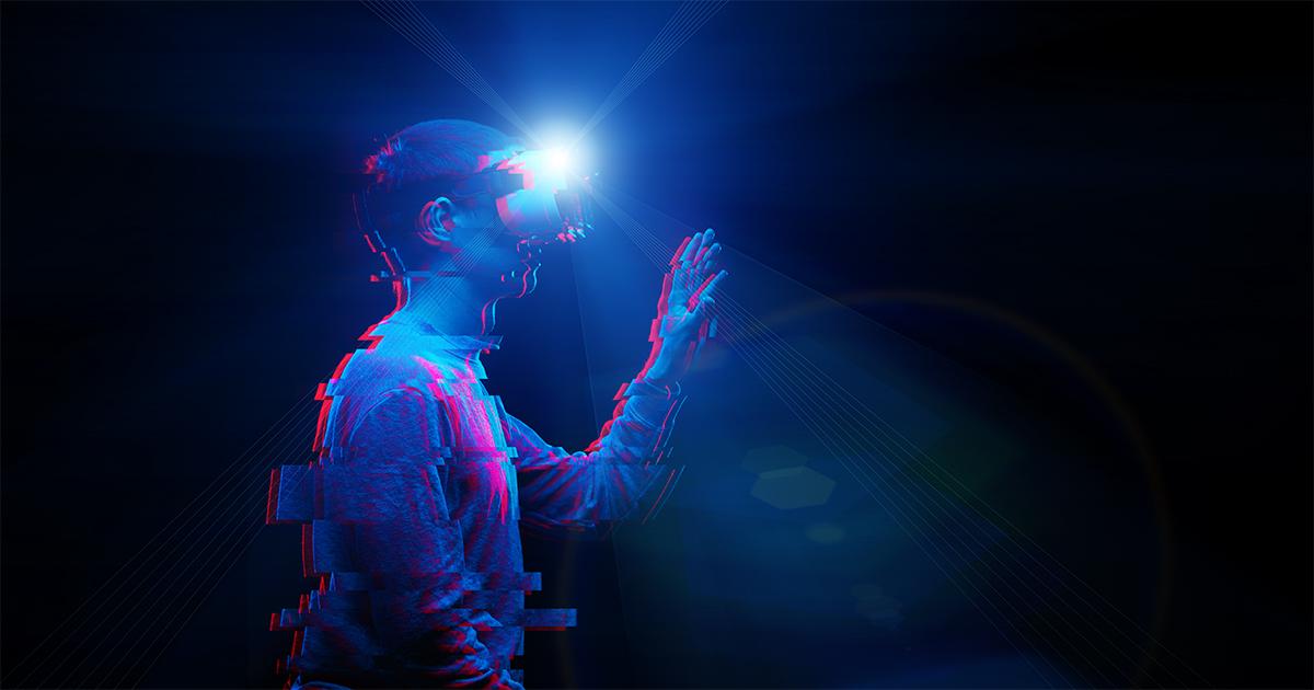 mixed reality VR