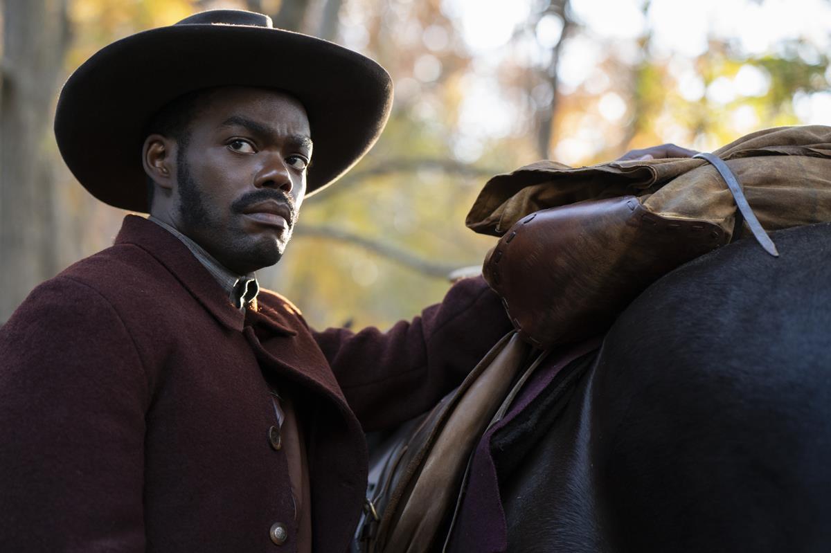 "William Jackson Harper as Royal in ""The Underground Railroad."" Cr: Atsushi Nishijima/Amazon Studios"