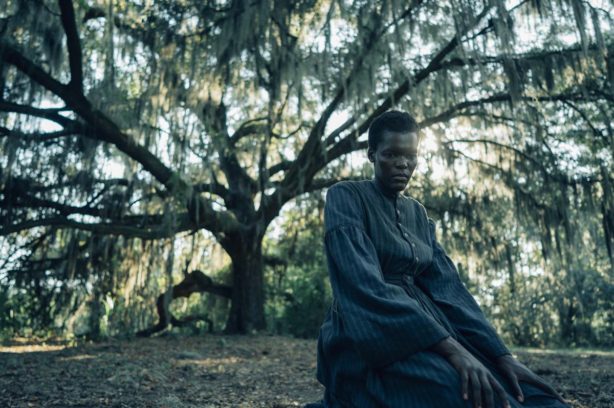 "Sheila Atim as Mabel in ""The Underground Railroad."" Cr: Atsushi Nishijima/Amazon Studios"