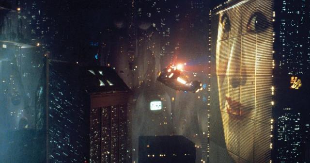 """Blade Runner"" (1982) directed by Ridley Scott. Cr: Warner Bros."