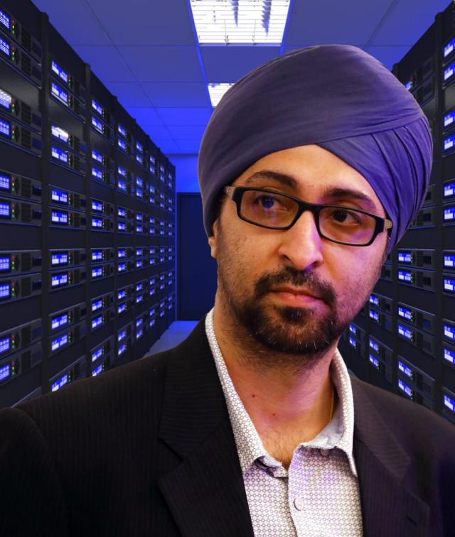Updesh Singh, Director of Technology, Ideal Systems.