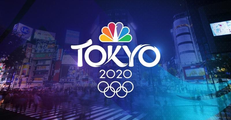 Tokyo 2020 Olympic Games logo Cr: NBCUniversal