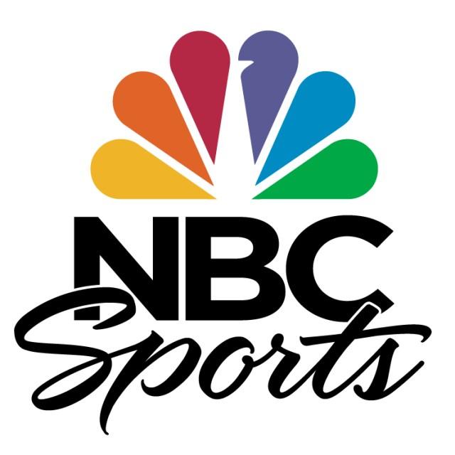NBC Sports logo. Cr: NBCUniversal