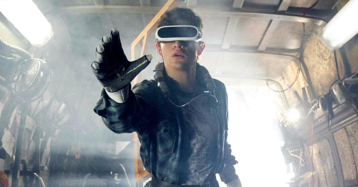 """The easiest way to imagine how Hollywood conceives The Metaverse is to look at """"Ready, Player One."""" Cr: Warner Bros."""
