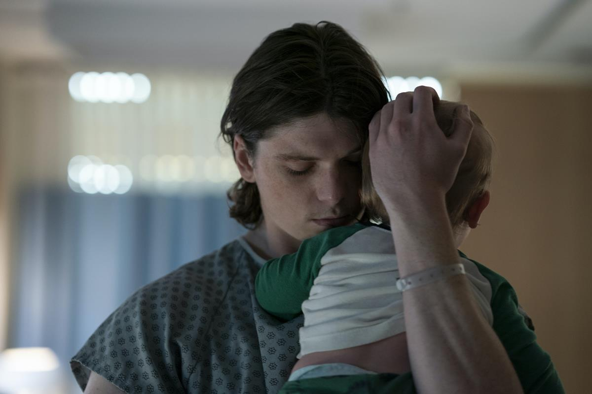 """Jack Mulhern in """"Mare of Easttown."""" Cr: HBO"""