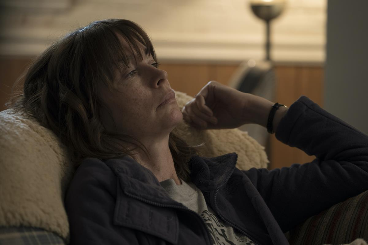 "Julianne Nicholson in ""Mare of Easttown."" Cr: HBO"