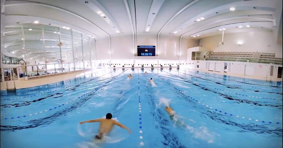 olympics immersive