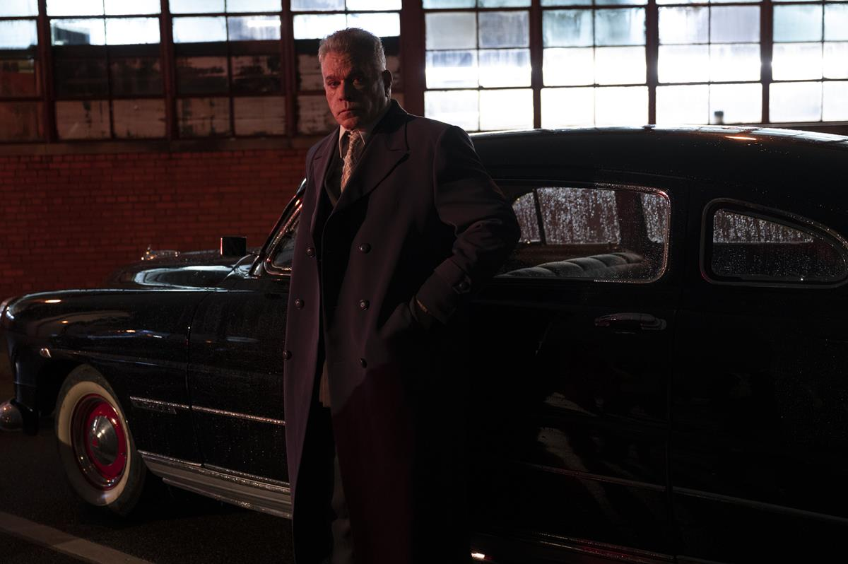 """Ray Liotta as Frank Capelli in HBO Max and Warner Bros. Pictures' crime drama """"No Sudden Move."""" Cr: Claudette Barius/Warner Bros."""
