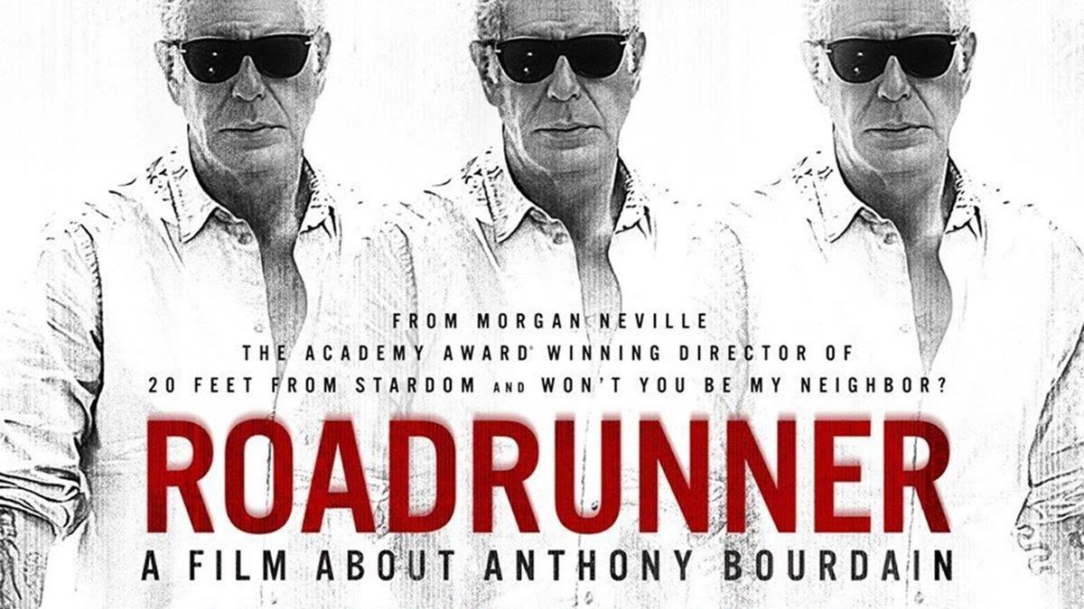 "Poster image for ""Roadrunner."" Cr: CNN/Focus Features"