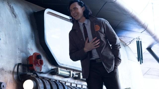 """Loki (Tom Hiddleston) in Episode 3 of Marvel Studios' """"Loki."""" Cr: Chuck Zlotnick/Marvel Studios"""