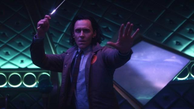 """Loki (Tom Hiddleston) in Episode 3 of Marvel Studios' """"Loki."""" Cr: Marvel Studios"""