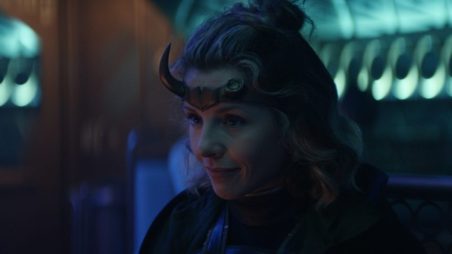 """Sophia Di Martino in Episode 3 of Marvel Studios' """"Loki."""" Cr: Marvel Studios"""