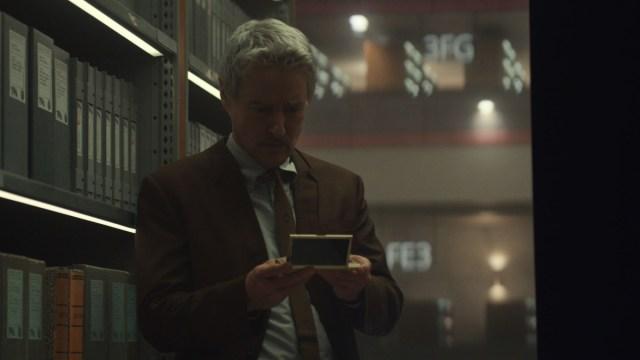 "Mobius (Owen Wilson) in Episode 4 of Marvel Studios' ""Loki."" Cr: Marvel Studios"