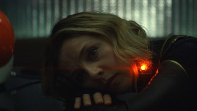 """Sylvie (Sophia Di Martino) in Episode 4 of Marvel Studios' """"Loki."""" Cr: Marvel Studios"""