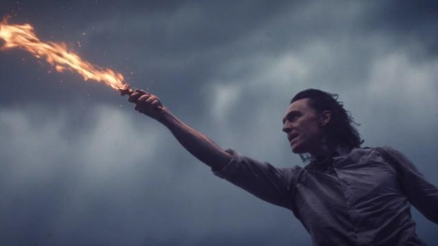 """Loki (Tom Hiddleston) in Episode 5 of Marvel Studios' """"Loki."""" Cr: Marvel Studios"""