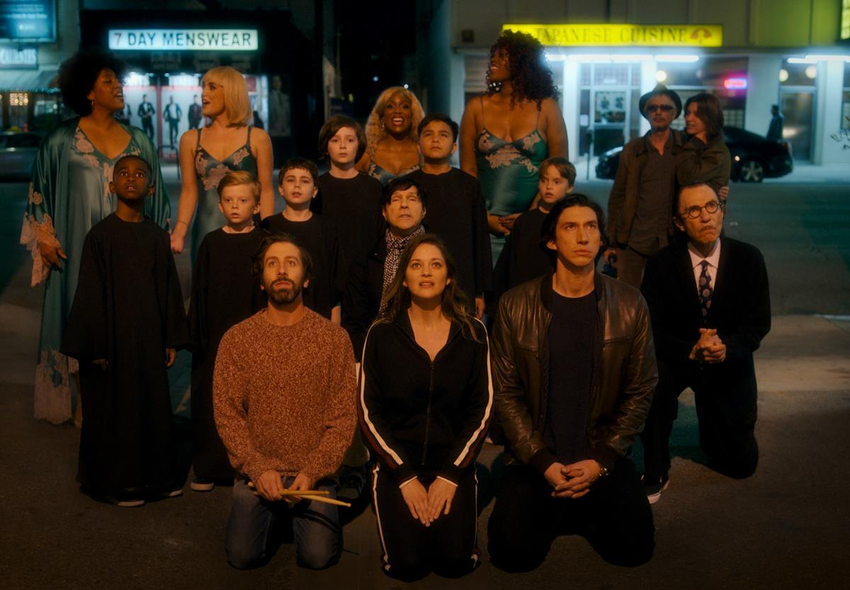 """Director Leos Carax's """"Annette."""" Cr: Amazon Studios"""