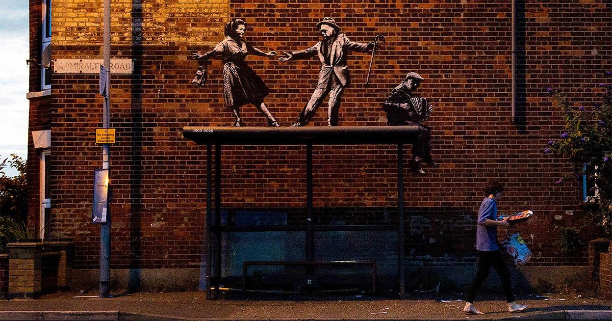 Banksy Spraycation