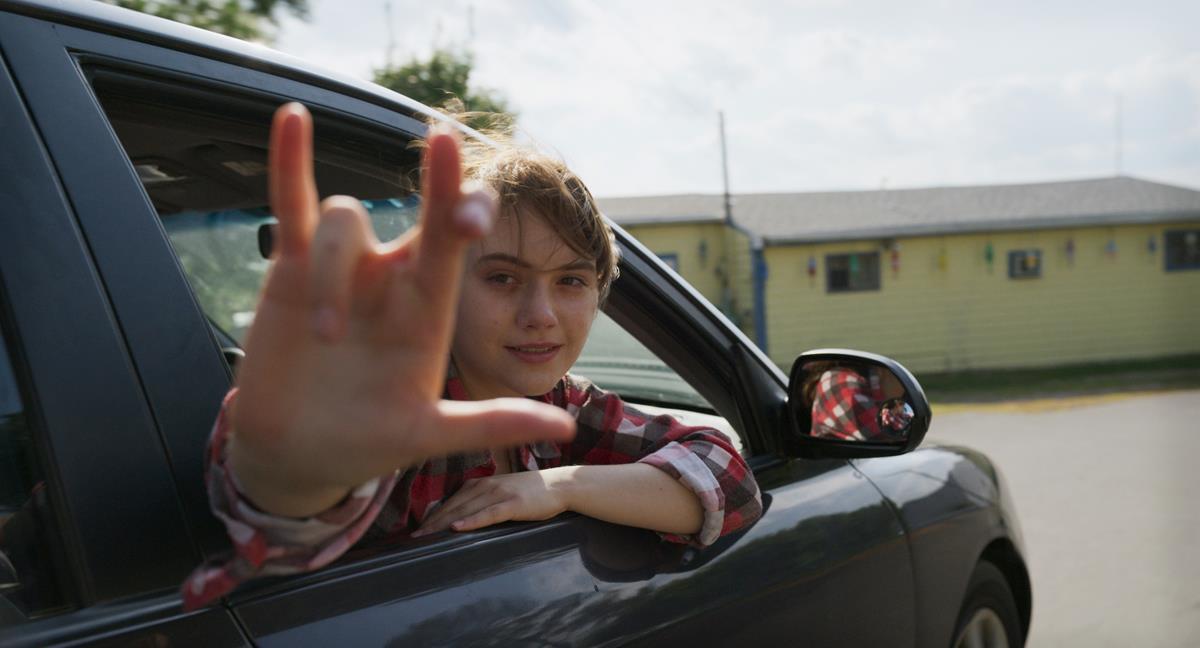"Emilia Jones as Ruby Rossi in director Siân Heder's ""CODA."" Cr: Apple TV+"