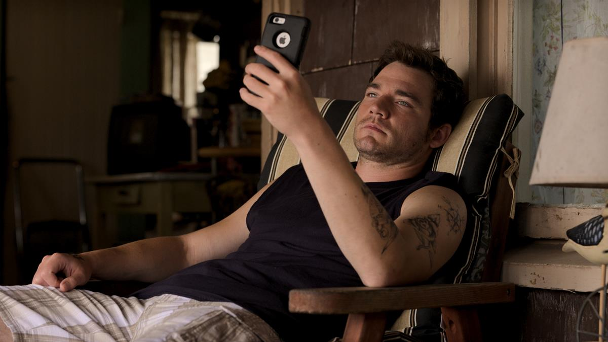 "Daniel Durant as Leo Rossi in director Siân Heder's ""CODA."" Cr: Apple TV+"