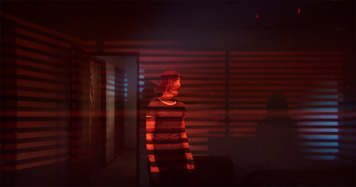 "Volumetric capture on Neill Blomkamp's film ""Demonic,"" courtesy of IFC Midnight. An IFC Midnight Release."