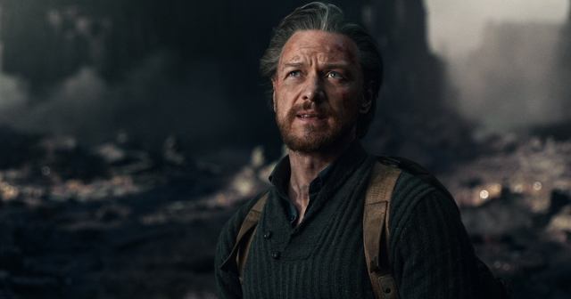 """James McAvoy in """"His Dark Materials."""" Image courtesy of HBO."""