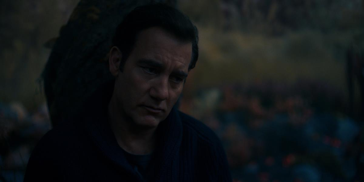 """Clive Owen in """"Lisey's Story,"""" now streaming on Apple TV+."""