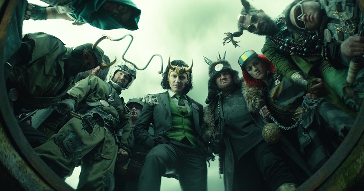"Loki (Tom Hiddleston) in Marvel Studios' ""Loki,"" exclusively on Disney+. Cr: Marvel Studios"