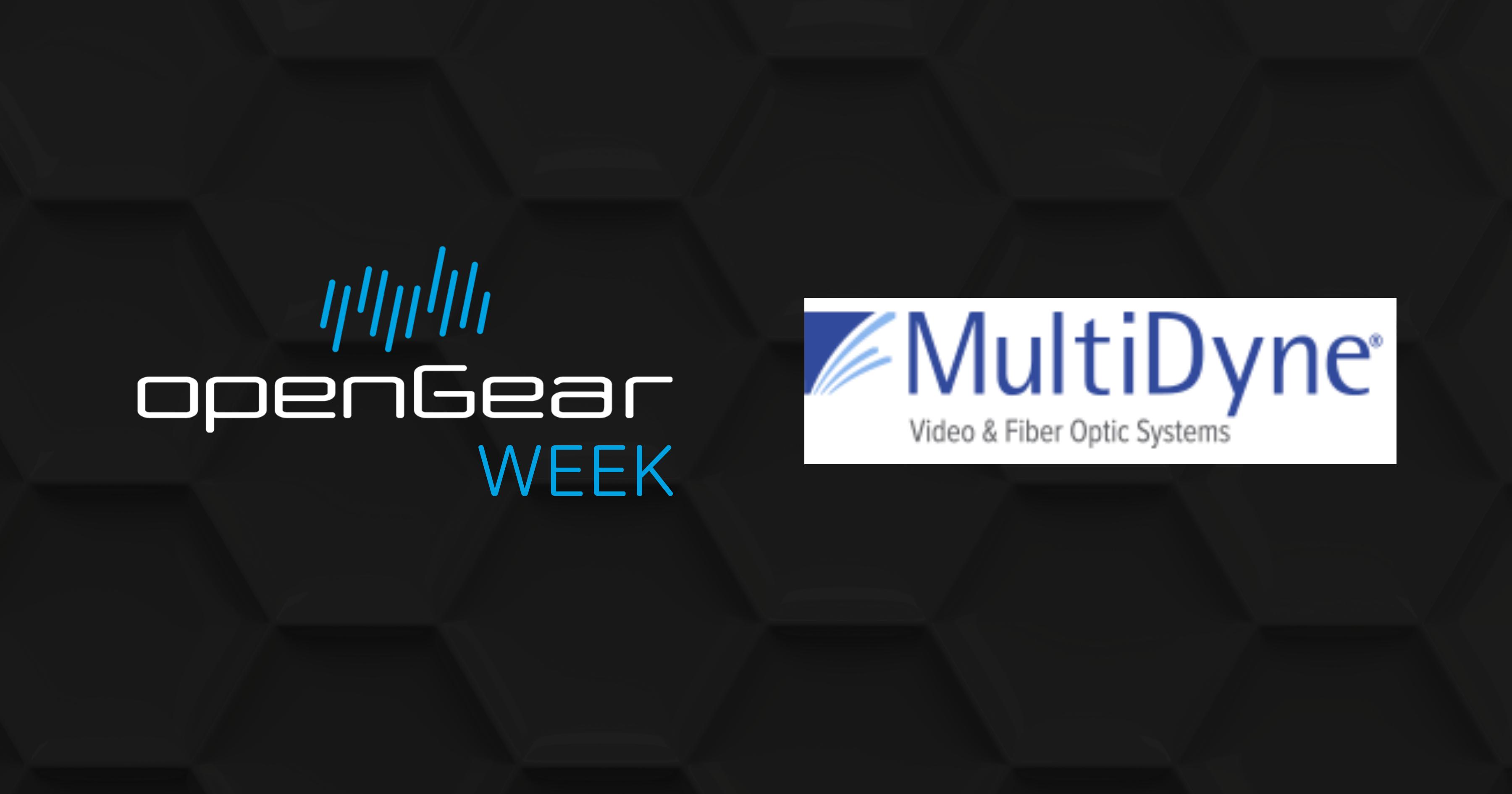 MultiDyne openGear